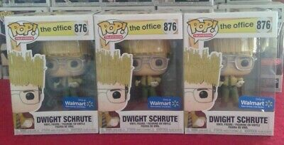 Funko POP! Television The Office Dwight Schrute as Hay King Walmart exclusive