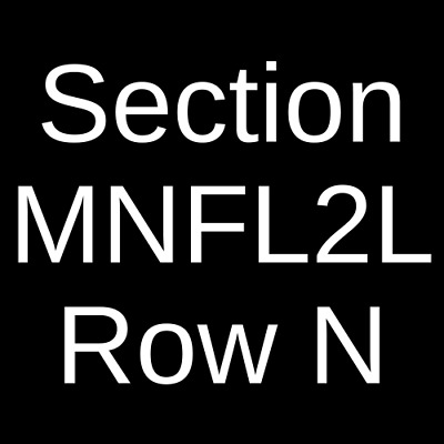 2 Tickets Bethel Music 10/7/19 The Chicago Theatre Chicago, IL