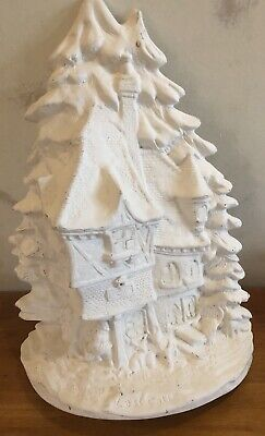 Latex Mould for making this Unique Santa's Last Resting Place