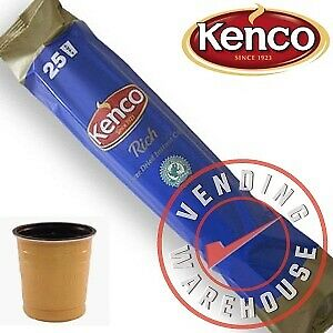 73mm In-Cup Kenco Rich Vending Coffee (12x25) 300 cups