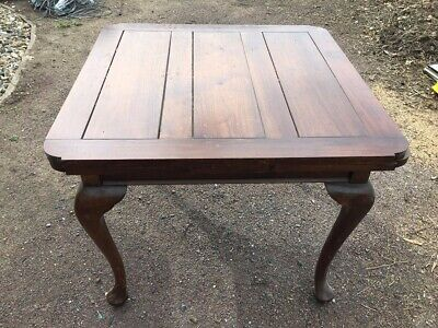 antique victorian dining table