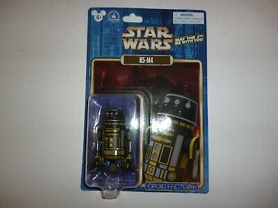 R5-M4 Disney Parks Exclusive Droid Factory MAY THE FOURTH star wars figure NEW