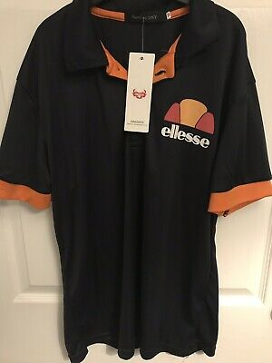 Ellesse Mens Polo Shirt Brand New with Tags Size Small 36/38' (label States M)