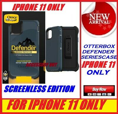Otterbox Defender Series Case for Apple iphone 11 ONLY Gone Fishin 77-62459