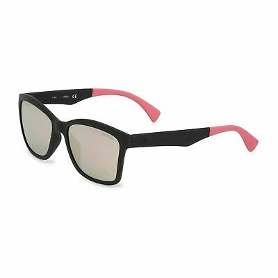 Guess Gu7434 women's  Sunglasses, Black/56-18-140