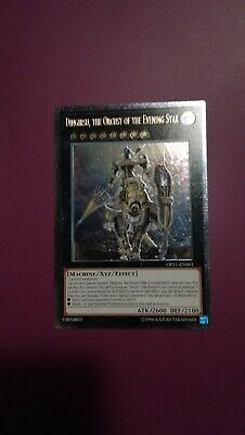Dingirsu the Orcust of the evening star OP11-EN001 Ultimate Rare