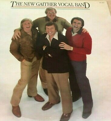 The New Gaither Vocal Band    Southern Gospel 1981  lp