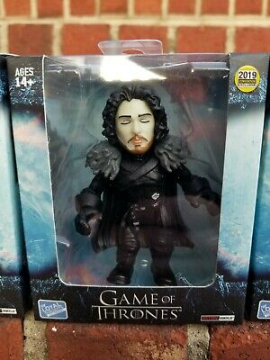 SDCC EXCLUSIVE Loyal Subjects Jon Snow Betrayed Longclaw Game of Thrones GITD