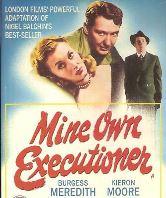 """16mm Feature Film """"Mine Own Executioner"""""""