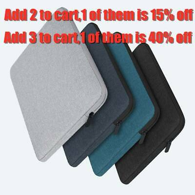 Shockproof Notebook Case Sleeve Laptop Bag Cover For MacBook HP Dell Lenovo HQ