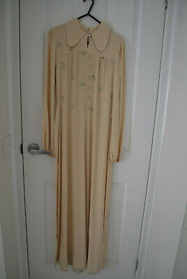 Vintage Retro 50's Nightgown Size 8