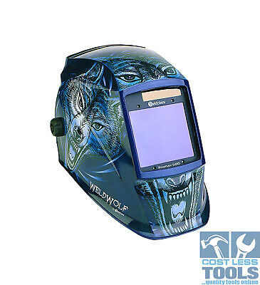 Weldclass Promax 500 Welding Helmet - WC-05318
