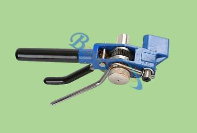1PCS Thorn Wheel Type Manual Stainless Steel Band Strapping Plier Strapper