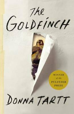 The Goldfinch: A Novel (Pulitzer Prize for Fiction) by Tartt, Donna