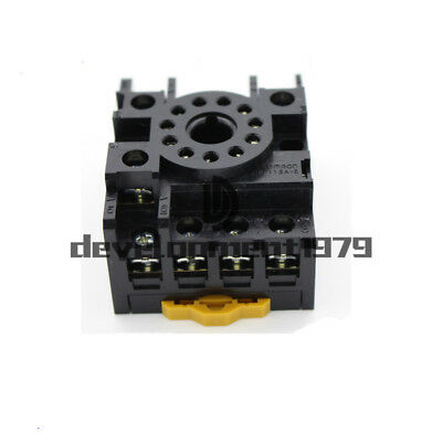 10PCS Omron Relay Socket PF113A-E PF113AE 11-PIN NEW