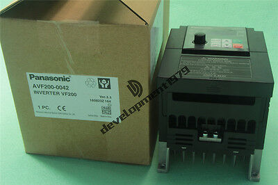 Panasonic New Inverter AVF200-0042 0.4KW 220V
