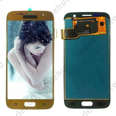 Golden LCD Screen and Digitizer Assembly TFT Version for Samsung Galaxy S7 G930
