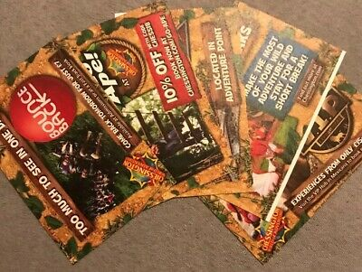 FRIDAY 4th October 5 X Chessington World Of Adventures TICKETS Full Free Entry