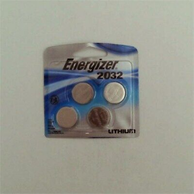 Energizer 2032BP-4 3 Volt Lithium Coin Battery  (Pack of 4)