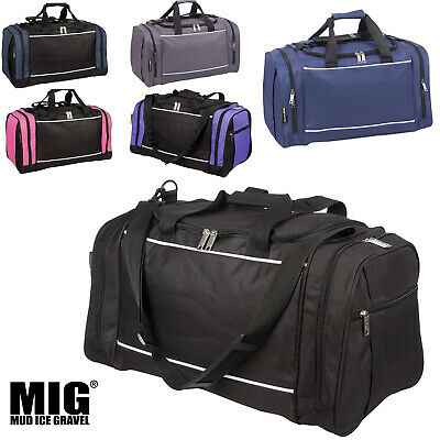Mens Sport & Gym Holdall Duffle Bags By MIG - SPORT WORK CASUAL GYM - 07M