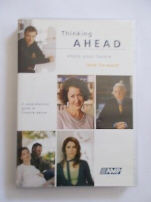 + FINANCIAL ADVICE -THINKING AHEAD [PC CD-ROM] By AMP [BRAND NEW] OZ SELLER