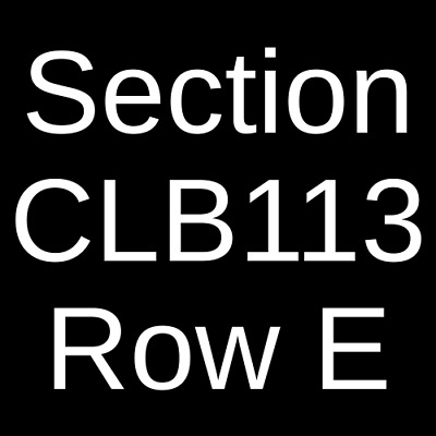 2 Tickets Bob Seger and The Silver Bullet Band 10/24/19 TD Garden Boston, MA