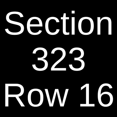 4 Tickets Bob Seger and The Silver Bullet Band 10/26/19 Toronto, ON