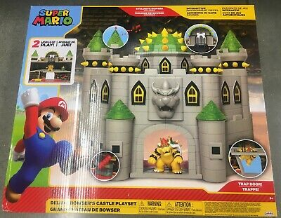 World Of Nintendo Deluxe Feature Castle Playset 98 10