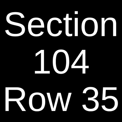 2 Tickets New England Patriots @ New York Jets 10/21/19 East Rutherford, NJ