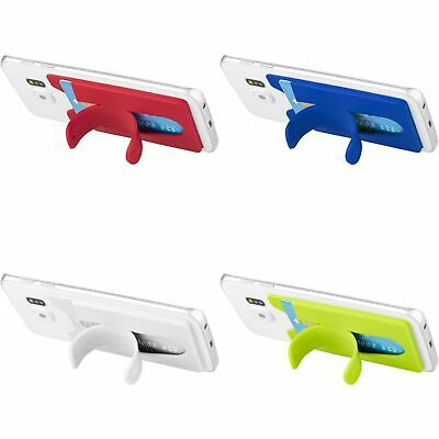 Bullet Silicone Phone Wallet With Stand (PF1680)