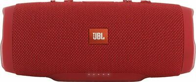 OEM JBL Charge 3 Red Portable Waterproof Wireless Bluetooth Speaker (Not Clear)