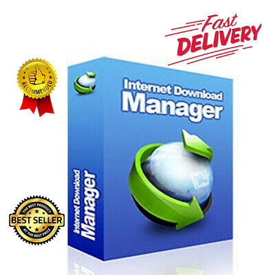 Internet Download Manager✔️LIFETIME✔️Fast Delivery✔️Easy installation✔️