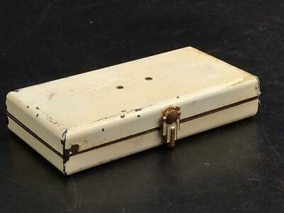 Art Deco Vanity Compact Carryall Case For Restoration