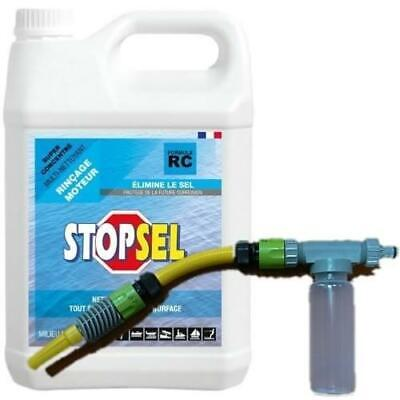 STOPSEL RC 5L + KIT Complet AUTOMIX 250ML - Anti sel corrosion