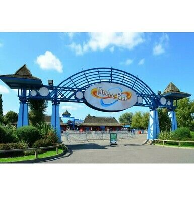 Thorpe ParK Ticket Saturday 21st September Entry Only.
