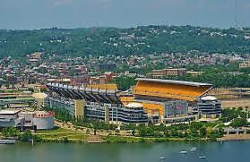 Pittsburgh Steelers Cleveland Browns @Heinz Field 12/1/19 -  2 Lower Level Tix
