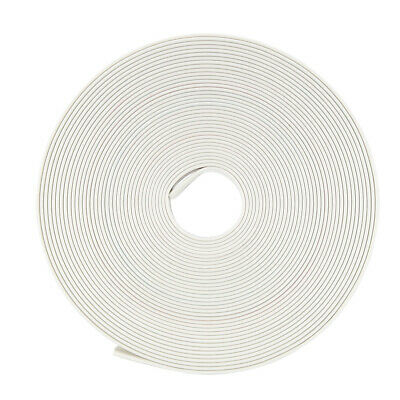 GW08-1# gaine thermorétractable blanche 8mm 1m ratio 2//1  gaine thermo blanc