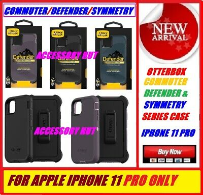 Original OtterBox Defender,Commuter Series Case for Apple iphone 11 PRO only