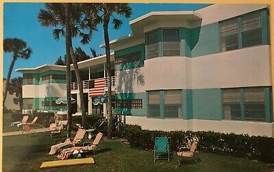 Causeway Apartments on Clearwater Beach, Florida (FL-23)