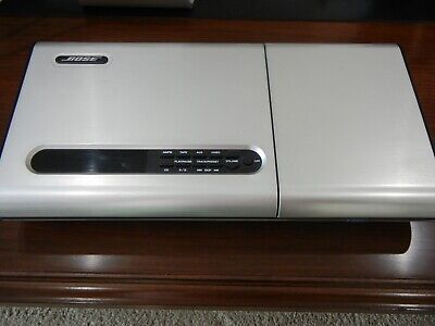 BOSE Lifestyle Model 5 Music Center CD Player AM/FM UNTESTED