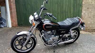 Yamaha xs250 special, very low mileage and superb condition