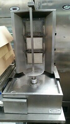 3 Burner Archway Kebab Machine. (REFURBISHED)