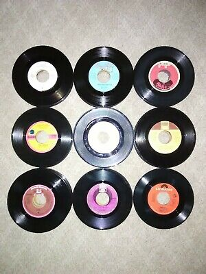 "100+ Soul Funk R&B 45s Vinyl 7"" Record Lot James Brown Chic B.T. Express Prince"