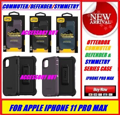 New OtterBox Commuter, Defender, and Symmetry Series Case for Iphone 11 Pro Max