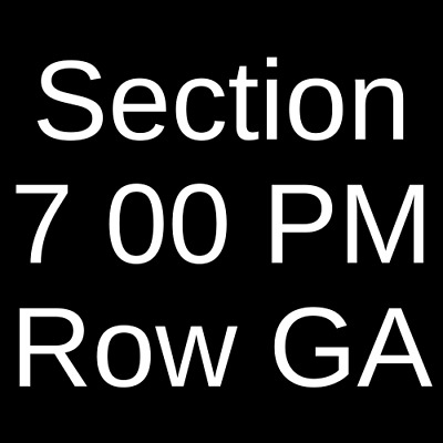 4 Tickets The Great Jack O'Lantern Blaze (Multiple Dates and Times) 10/28/19
