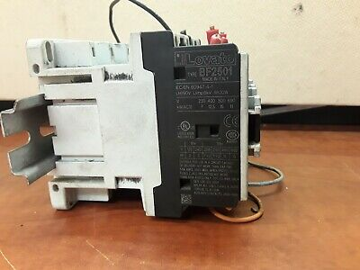 Lovato BF2501 Contactors (Sold together)