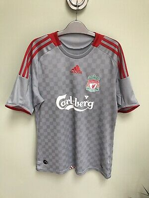 Liverpool Away Shirt 08/09 Size Small Torres 9 On The Back In VGC