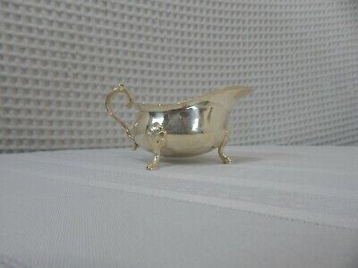 Vintage! Small Footed Gravy Boat #489