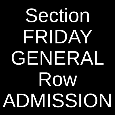 2 Tickets Austin City Limits Festival Weekend Two: Guns N Roses, Tame 10/11/19