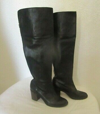 FRYE Womens Claude Tall Slouch Boot